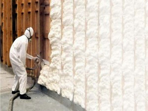 long island residential spray foam