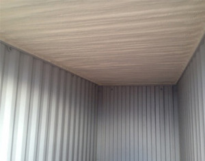 cold box spray foam insulation