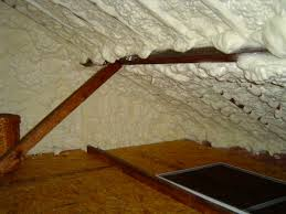 Roof and Attic Spray Foam Insulation